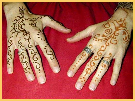 15 20 dise os de henna manos y brazos for Henna para manos